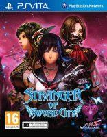 STRANGER OF SWORD CITY Cover