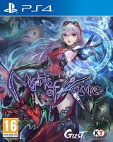 night of azure cover