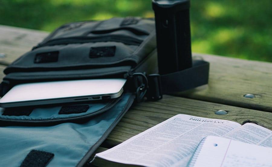 zaino pc portatile